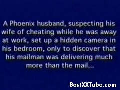 Wife cheating with mail man wife cheat on me with the mail man 4 months ago