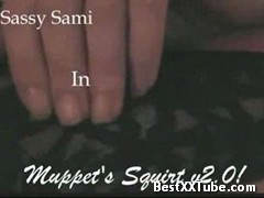 Sassy Sami v20 Here is another video of me squirting. No its not pee. http://en.wikipedia. 2 months ago