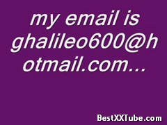 Deep 1 my email is ghalileo600@hotmail.com.I want sex and cibersex with adults. 2 months ago