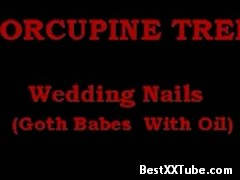 Music Video Porcupine Tree - Wedding Nails (Goth Babes With Oil) 2 months ago
