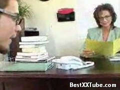 Mature mom fucks computer repairman in her office Deauxma is not only the perfect definition of a milf, she is also the 2 months ago