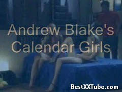 Calendar Girls Andrew Blake video with high production values, pretty girls. 4 months ago