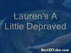 Laurens A Little Depraved Lauren picks up a guy in the supermarket, takes him home for games. 2 months ago