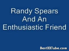 Spears And Enthusiastic Friend Randy Spears and hot blond. 2 months ago